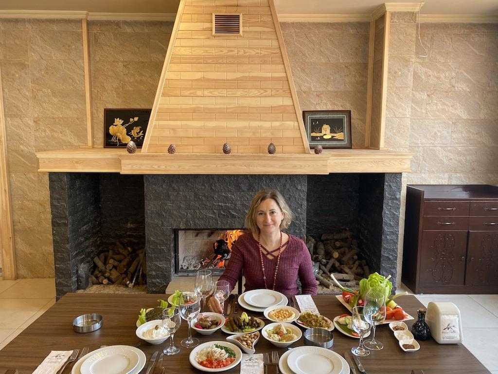 Lübnan Restaurant Challita | Küçük Dünya Gezi Rehberi