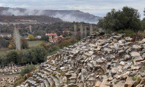 Stratonikeia – Gladyatörler şehri