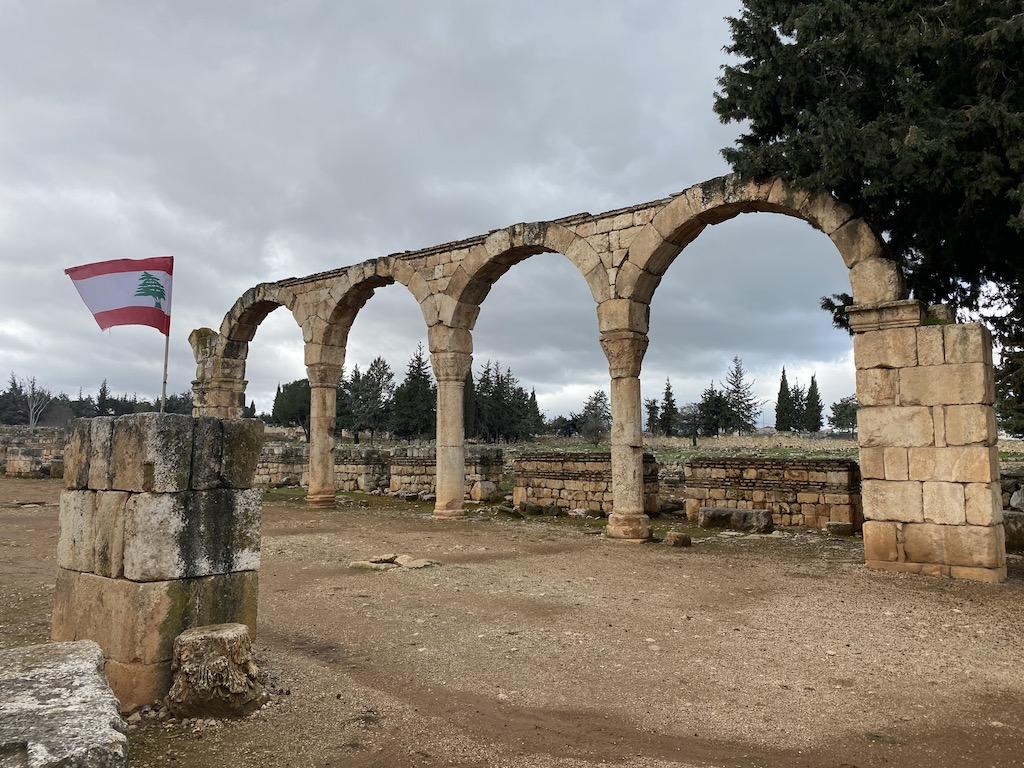 Lübnan Anjar | Küçük Dünya Gezi Rehberi