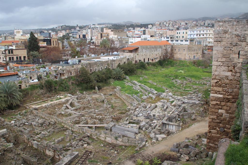 Lübnan Byblos | Küçük Dünya Gezi Rehberi