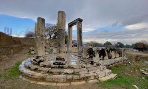 Lagina – Tanrıça Hekate'nin Evi