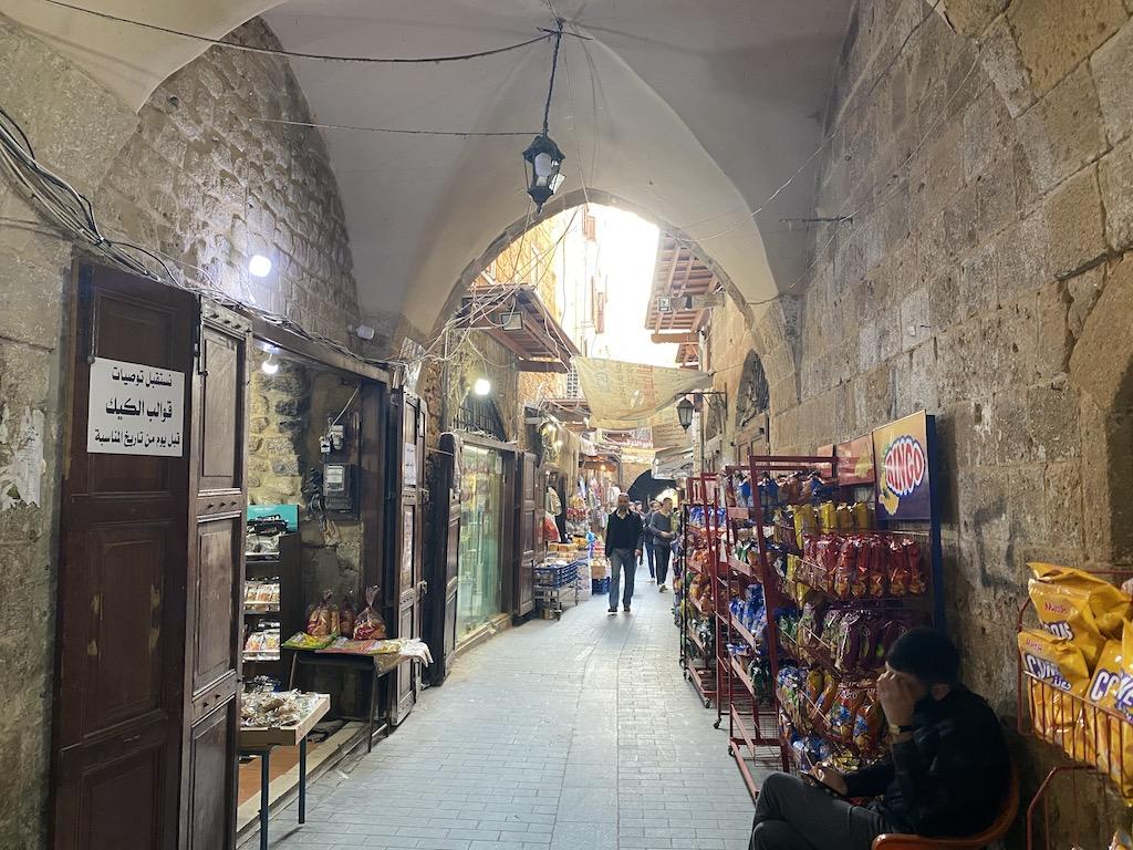 Lübnan Sidon Souk | Küçük Dünya Gezi Rehberi
