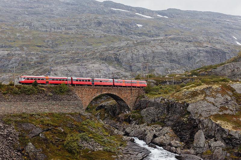 Tren Yolculuğu - Dünyanın En Güzel Tren Yolculukları