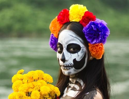 Ölüler Günü Festivali – Día de los Muertos