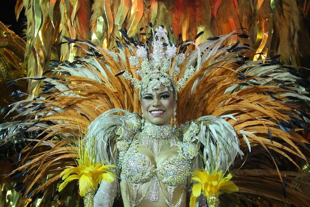 Dünyanın En Ünlü Festivalleri & Karnavalları - Rio Karnavalı
