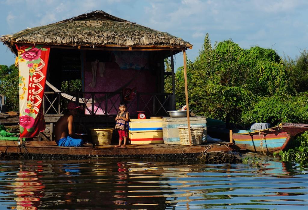 Mekong Nehri turları