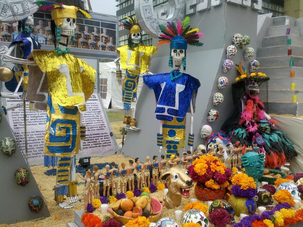 Ölüler Günü Festivali