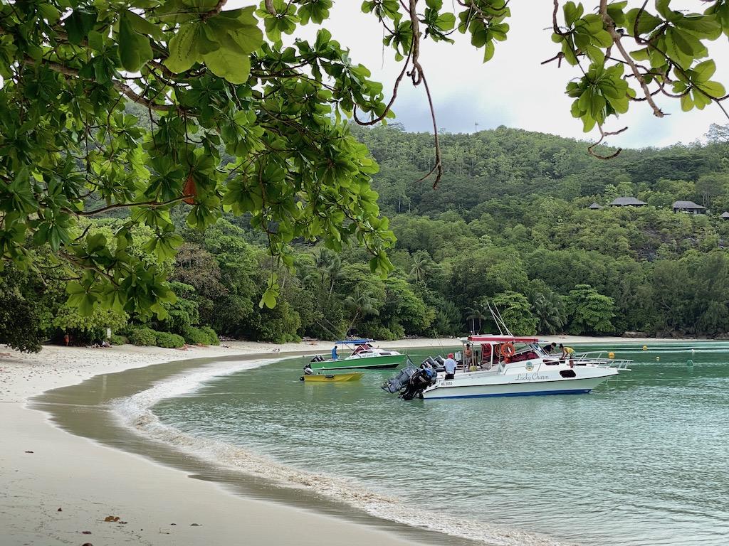 Mahe Adası
