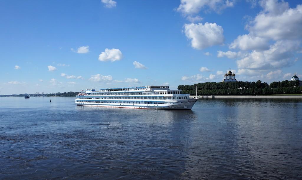 Volga Nehri Turu