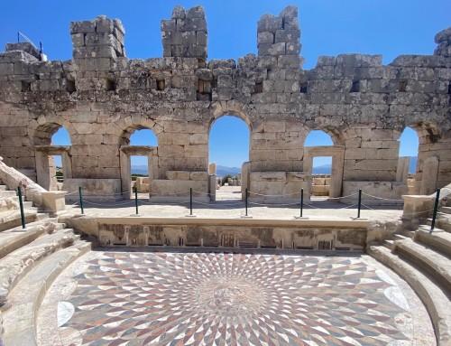 Kibyra Antik Kenti – Gladyatörler Şehri