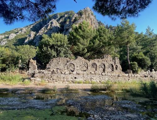 Olympos Antik Kenti – Tanrılar Kenti