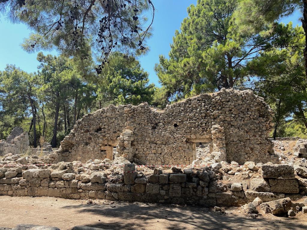 Phaselis Antik Kenti