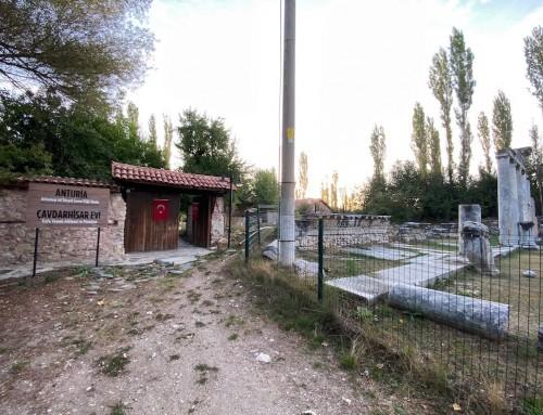 Anturia Çavdarhisar Evi – Aizanoi Oteli