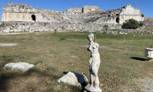 Milet (Miletos) – İyonya bölgesinin başkenti
