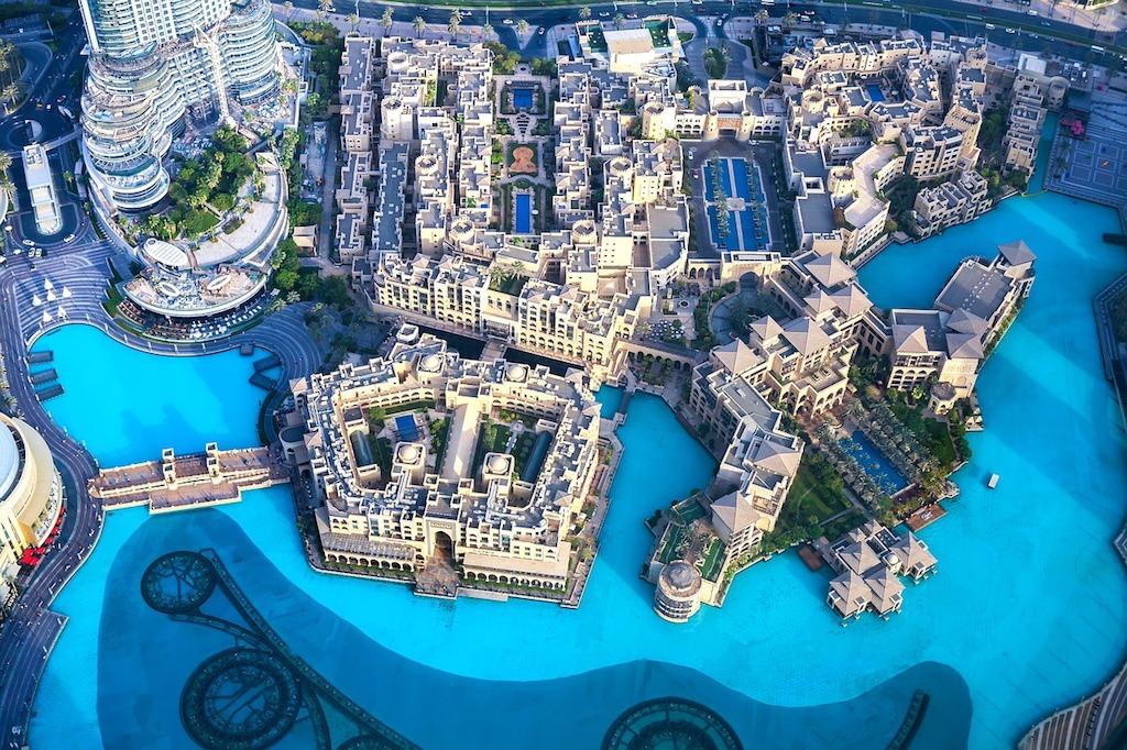 BAE - Birleşik Arap Emirlikleri