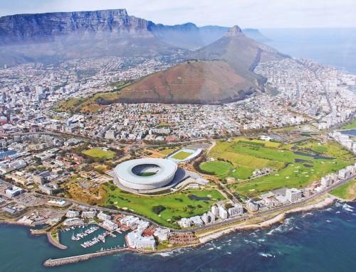 Cape Town – Güney Afrika'nın İncisi